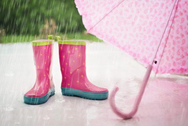 雨降りでイライラしないための20個の方法